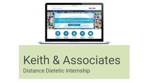 Keith and Associates Distance Dietetic Internship (2019-2020)