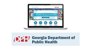 Georgia Dept of PH  - On-line Access Only