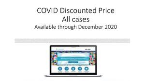 COVID 19  -   Online Only Package - Discount