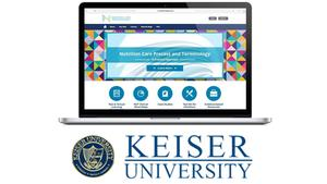 COVID 19 Assist -   Online Only Package - Keiser University