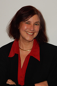Photo of Angela Vivante, one of the co-authors of the original 5 cases